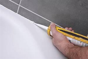 Enlever Un Joint Silicone : comment faire un joint silicone castorama ~ Melissatoandfro.com Idées de Décoration