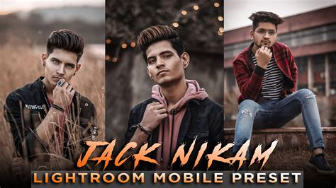Here are 117 free lightroom presets and a guide on how to install lightroom presets. download jack nikam inspired lightroom mobile presets in ...