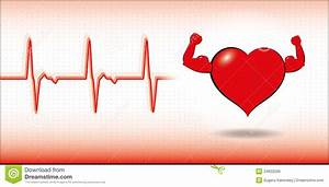 Vector Healthy Heart Royalty Free Stock Images - Image ...