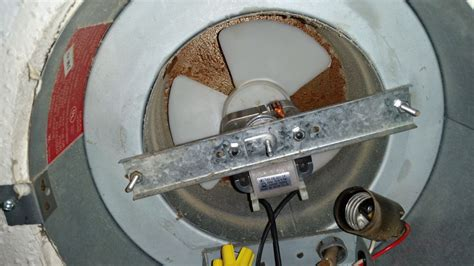replacement 110 volt ac fan motor for ventline rv bathroom