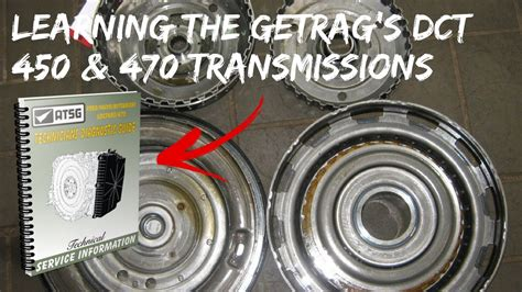 atsg learning  getrags dct  transmissions youtube