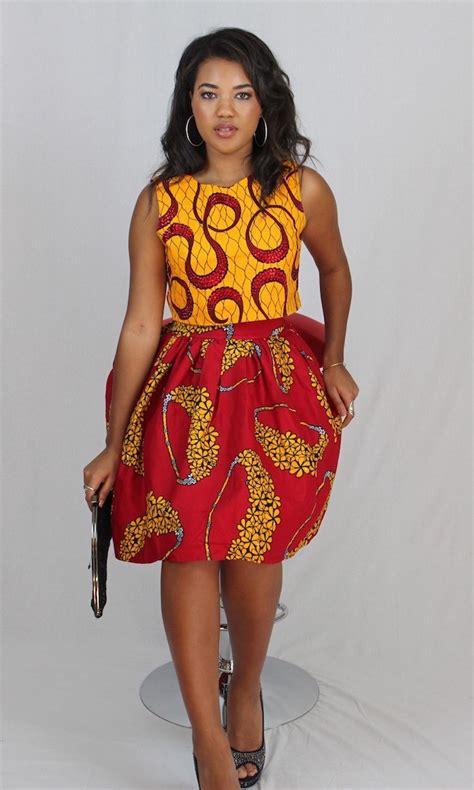 robe africaine moderne 1001 id 233 es jupe africaine des rues d accra aux podiums de