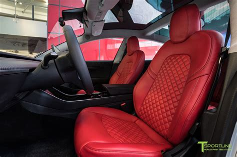 View Tesla 3 Aftermarket Upgrades Gif
