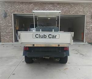 2005 Club Car Carryall Turf 6 Gas-powered - Used Cushman Titans