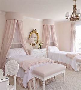 Pink, Bedroom, Interior, Design, Ideas, With, Images