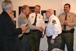 Sheriff Swears In His Last COP Graduating Class | Sierra ...