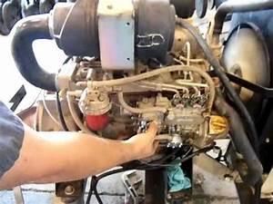 Yanmar Injection Pump Run Away Problem