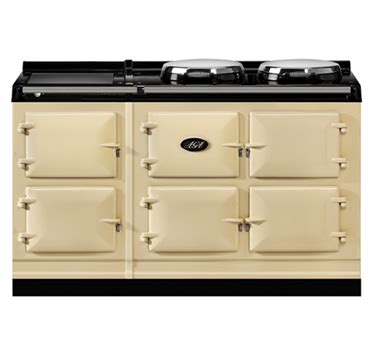 aga 5 oven total electric range cookers