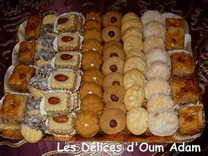 Plateau Pour Gateau : plateau de g teau el aid les d lices d 39 oum adam ~ Teatrodelosmanantiales.com Idées de Décoration