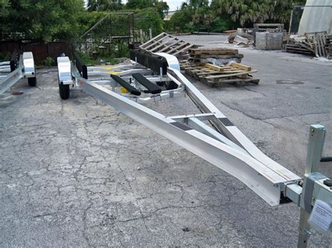 Aluminium Boat Trailer by Aluminium Boat Trailer Prices Html Autos Weblog