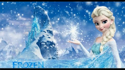 Frozen Animated Wallpaper Youtube