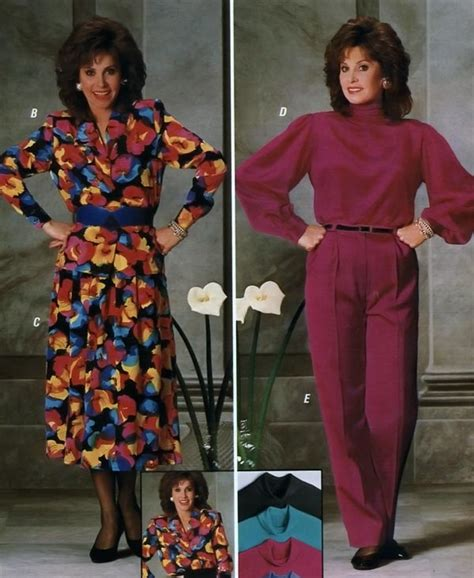 1980s Fashion For Women And Girls 80s Fashion Trends