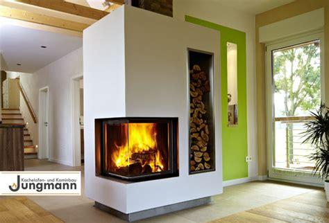 Kachelofen Jungmann  Design Und Wohlige Wärme