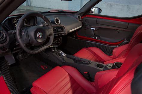 Alfa Romeo 4c Interior by 2015 Alfa Romeo 4c Interior Photo 10