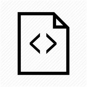Code, development, file, filetype, html, programming ...