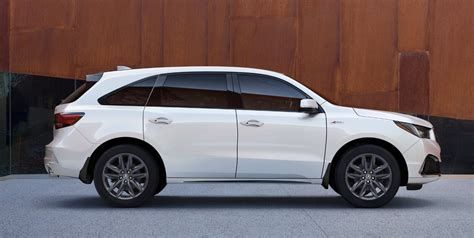 2019 acura mdx owners manual specs price redesign 2019