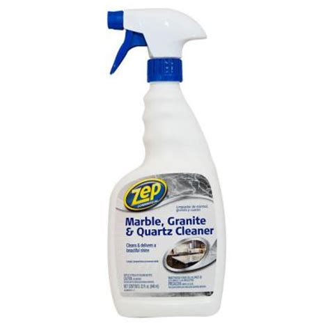 travertine floor cleaner home depot zep 32 oz marble and granite cleaner 12 zumarb32