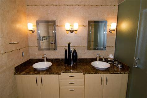 bathroom vanity lighting concept  modern houses traba