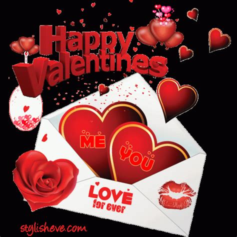 Animated Happy Valentines Day Wallpaper - animated happy valentines day images snowflake clipart