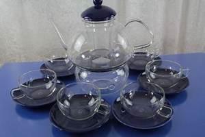 Teeservice Mit Stövchen : secondhandbesteck pressglas kristallglas ~ Yasmunasinghe.com Haus und Dekorationen