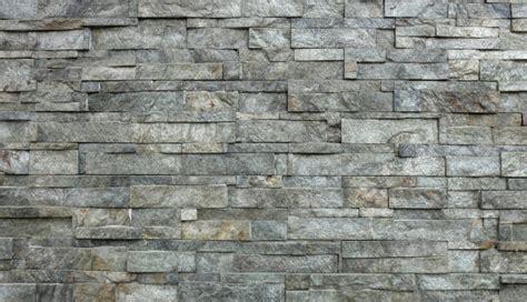 Grey Stone Tile Texture Brick Wall Photo