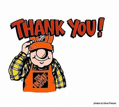 Thank Depot Homer Clip Clipart Apron Aprons