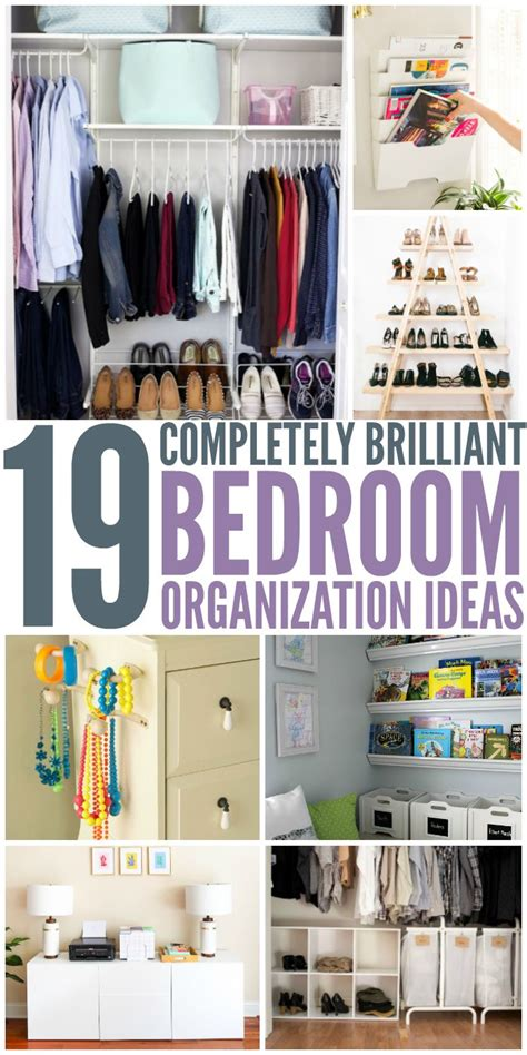 Diy Room Organization And Storage Ideas Spring Cleaning