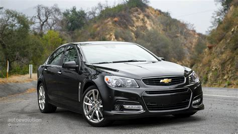 2015 Chevrolet Ss Rumored To Get Six-speed Manual And