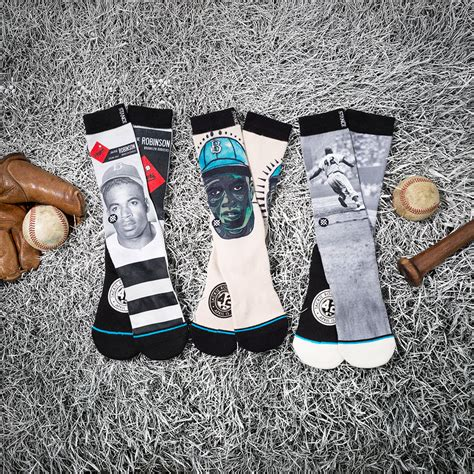 stance releases jackie robinson day socks slam