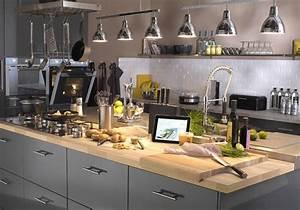 dossier special cuisine elle decoration With marvelous quelle couleur associer au gris 12 quelles couleurs associer au jaune moutarde elle
