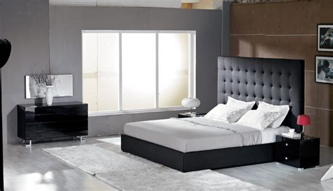 Black Leather Headboard Bed by Lyrica White Bonded Leather Tall Headboard Bed