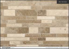 tile sheets for kitchen backsplash travertine subway mix backsplash tile