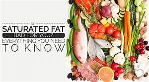 Is Saturated Fat Bad For You   Everything You Need To Know