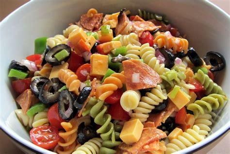 different pasta salads cooker girl pasta salad