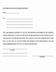 eviction notice template pdf ideas for the house With free printable eviction notice letter