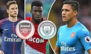 Arsenal transfer news: Julian Draxler and Thomas Lemar ...