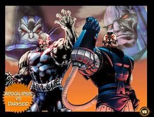 Darkseid vs Apocalypse | DReager1's Blog