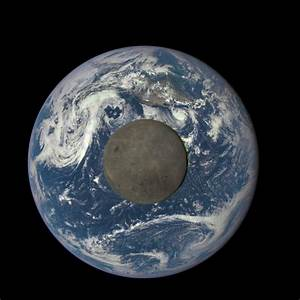 GMS: From a Million Miles Away, NASA Camera Shows Moon ...