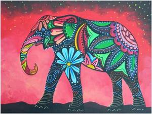 Elephant by shonefluoart on DeviantArt