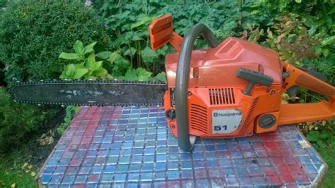 Husqvarna 51 Chainsaw For Sale in Ferns, Wexford from
