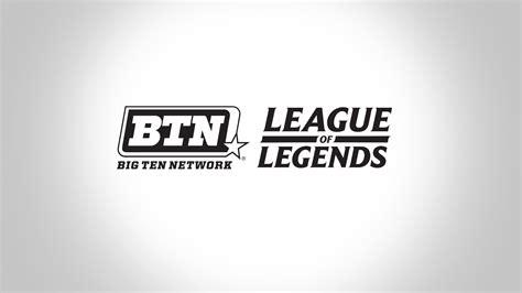 big ten network launches league  legends college season