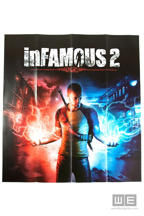 Infamous 2 Press Kit We Collect Games
