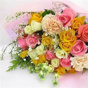 Bouquet De Fleurs : bouquets de fleurs ~ Teatrodelosmanantiales.com Idées de Décoration