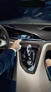 Wallpaper BMW Vision Future Luxury, 9 series, sedan