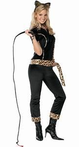 Katty Kitty Cat Kitten Leopard Black Cute Dress Up ...