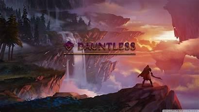 Dauntless Mmo Alpha Pre Play 4k Wxga