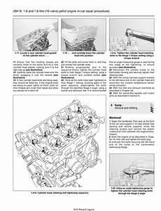Renault Laguna Engine Diagram Manual