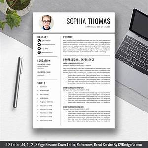 Cv Letter Template Best Selling Office Word Resume Cv Templates Cover