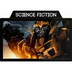 Icon Sience Folder Fiction Icons