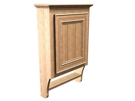 Briarwood Bathroom Cabinets Menards by Briarwood 18 Quot W X 30 Quot H X 6 D Highland Wall Cabinet Hinge